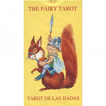 Mini Tarotkort, The fairy tarot