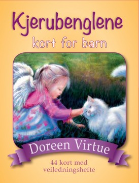 Englekort for barn, Kjerubenglene - Doreen Virtue