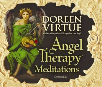 Angel therapy meditations, Doreen Virtue