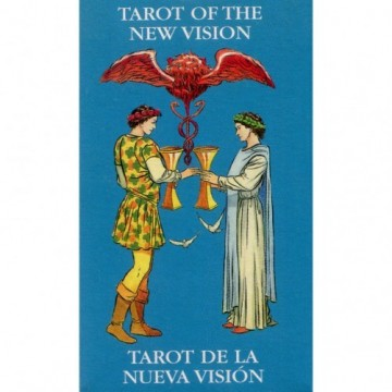 Mini Tarotkort, Tarot of the new vision